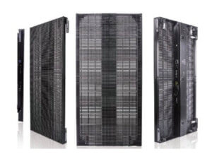QledX Pixelmesh curtain Indoor Rental P10