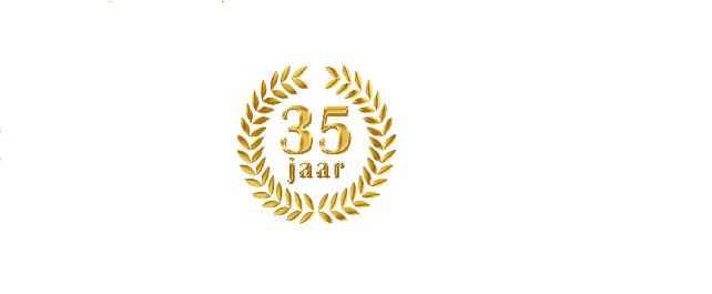 35 jaar ondernemer